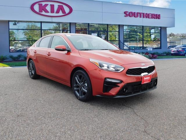 New 2019 Kia Forte Ex Fwd 4d Sedan