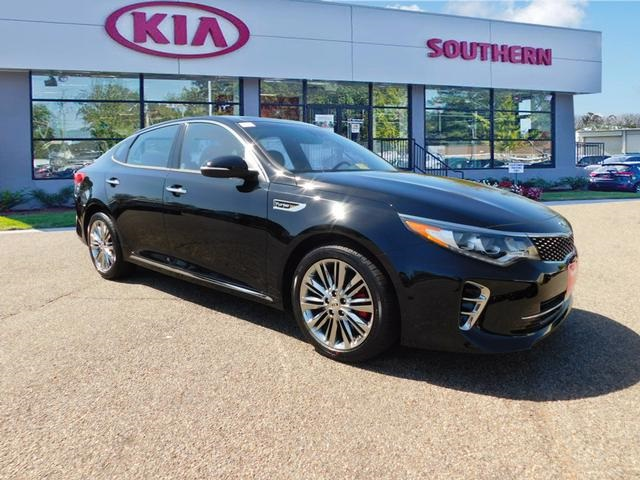 New 2017 Kia Optima SX Limited