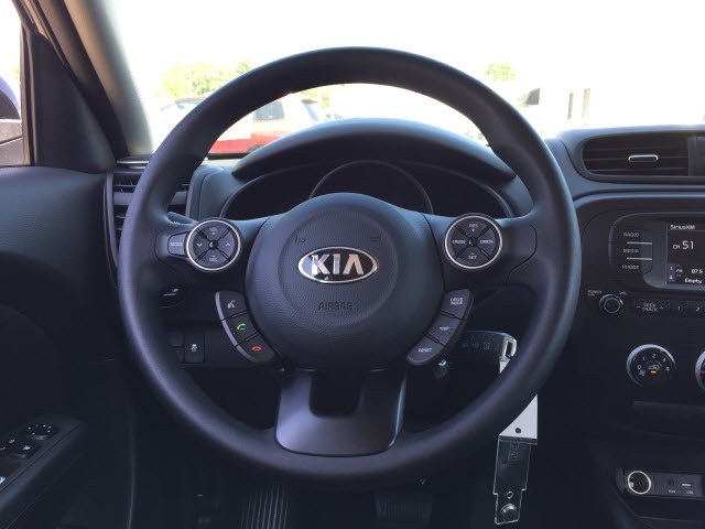 New 2018 Kia Soul Base